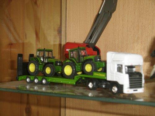 landbouwminiaturen 1:87 John Deere van JD6930