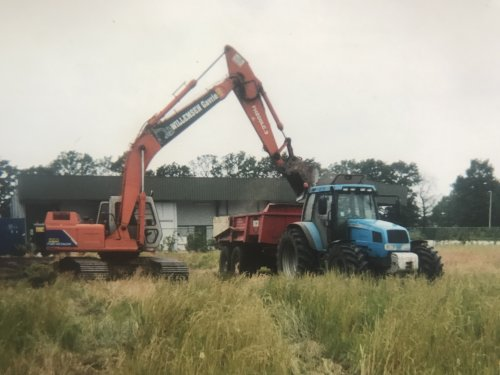 Landini Legend 130 van Gavrie Willemsen