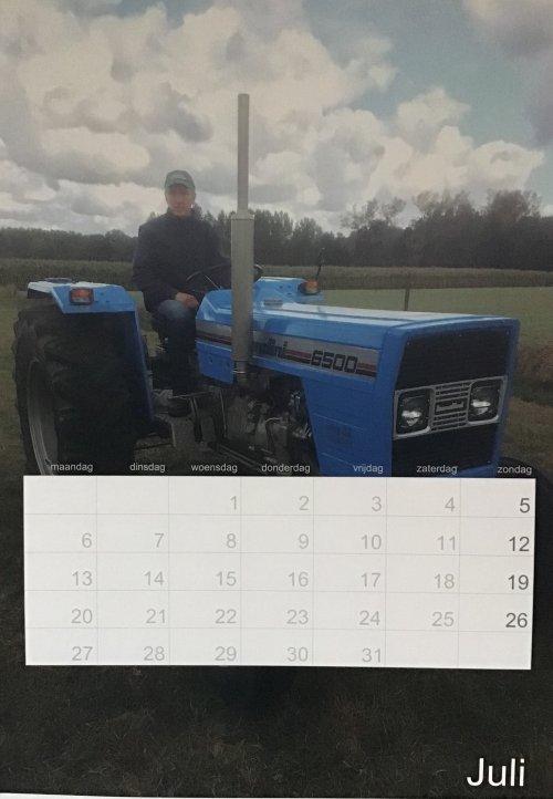 Foto van een Landini Folder ik dacht dat er 32 dagen waren in juni!. Geplaatst door Towaberg op 02-07-2020 om 21:34:03, met 4 reacties.