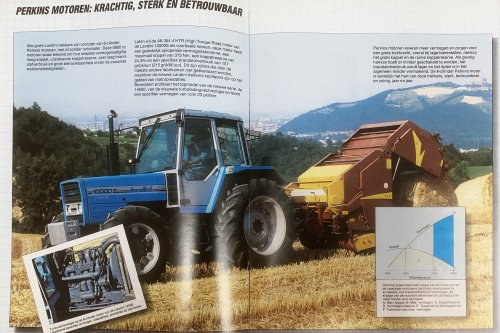 Landini Folder van Towaberg