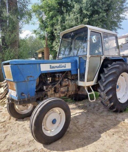 Landini 9500 van Towaberg