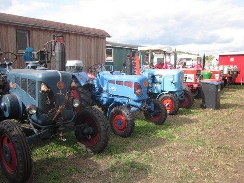 Foto van een Lanz Meerdere. Geplaatst door jordi 1455 op 09-11-2018 om 20:04:07, op TractorFan.nl - de nummer 1 tractor foto website.