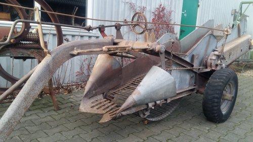 Lanz VR1 van Henk grijsen