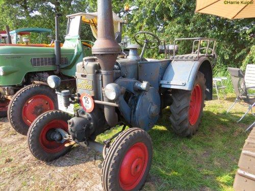 Lanz Bulldog D 3506 van oldtimergek