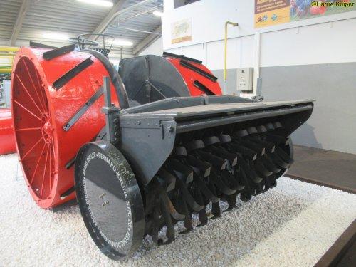 Lanz Landbau-motor van oldtimergek