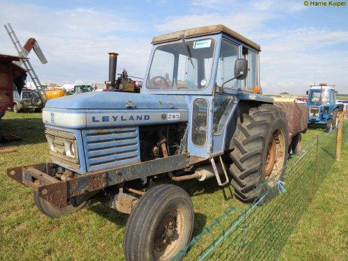 Leyland 285 van oldtimergek