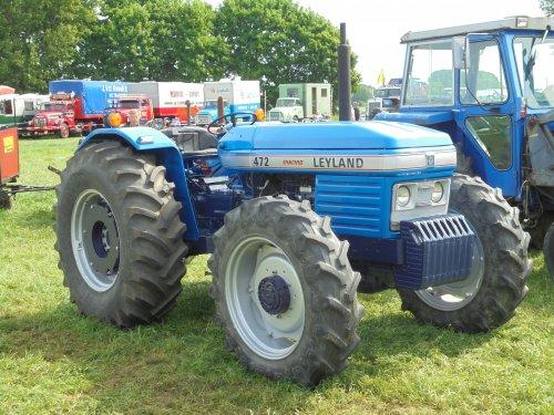 Leyland 472 van holderb51