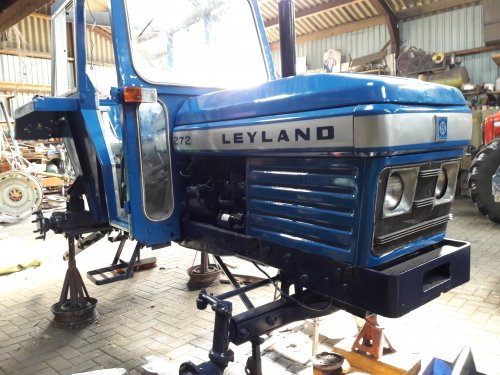 Leyland 272 Wallpaper