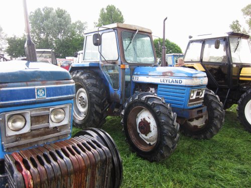 Leyland 472 van jordi 1455