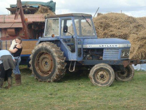 Leyland 285 van stijn-de-bock