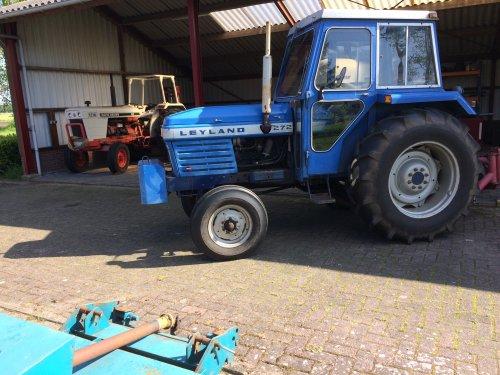 Leyland 272 van david 1210