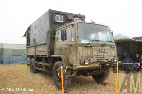 Leyland-DAF T244 van Alex Miedema