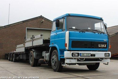 LIAZ 150 van JvanSpengen