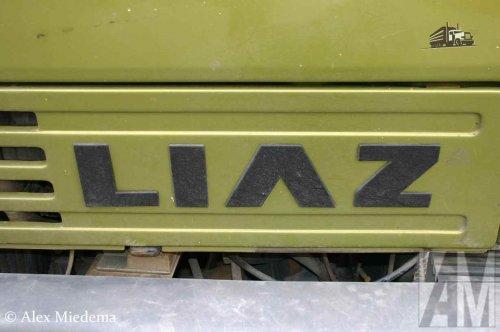 Liaz logo van Alex Miedema