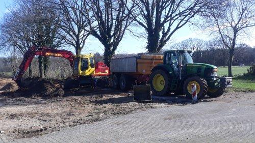 Foto van een Liebherr 900. Geplaatst door guus hiddink op 22-03-2020 om 21:03:57, op TractorFan.nl - de nummer 1 tractor foto website.