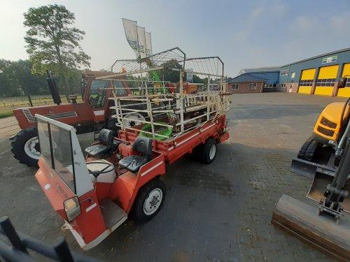 Lindner T 3500 (transporter) van Fendt926Driver