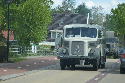 Magirus-Deutz Vrachtwagen van NSTF Truck Fotografie