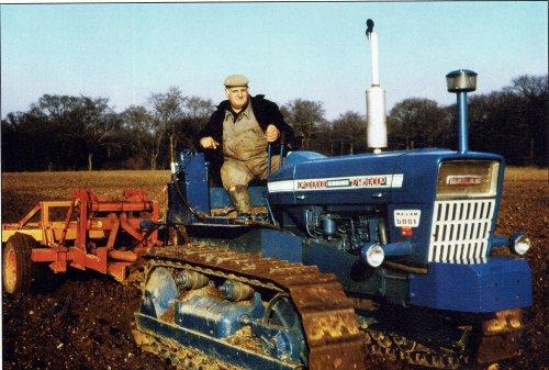 Foto van een Mailam 5001. Classic Tractor. Geplaatst door mklok op 02-04-2017 om 09:23:47, op TractorFan.nl - de nummer 1 tractor foto website.