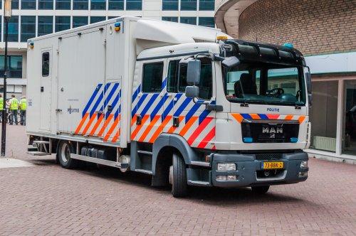 Foto van een MAN TGL 1st gen, opgebouwd voor dierenvervoer.. Geplaatst door xrayjaco op 29-07-2019 om 15:43:32, op TractorFan.nl - de nummer 1 tractor foto website.