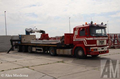MAN F2000 van Alex Miedema