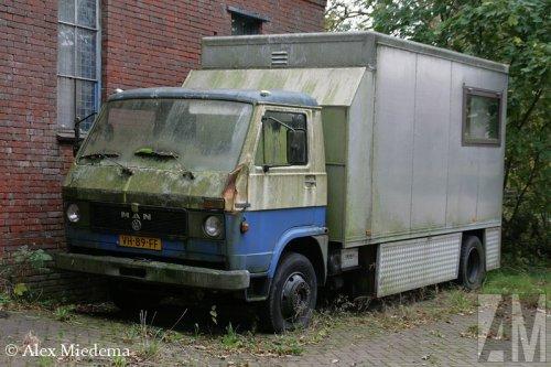 Foto van een MAN-VW G90.. Geplaatst door Alex Miedema op 26-10-2014 om 17:54:13, op TractorFan.nl - de nummer 1 tractor foto website.