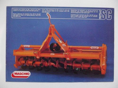 Maschio Folder van Trekkerman Tom