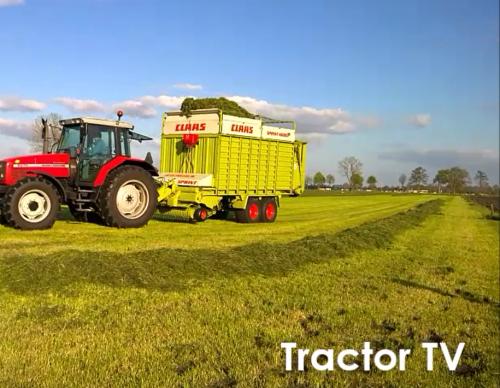 Massey Ferguson 6270 van Tractor TV
