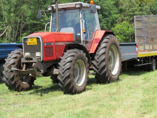 Massey Ferguson 3690 van oldtimergek