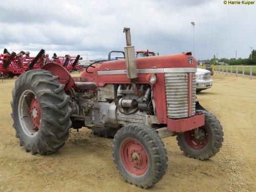 Massey Ferguson 85 van oldtimergek