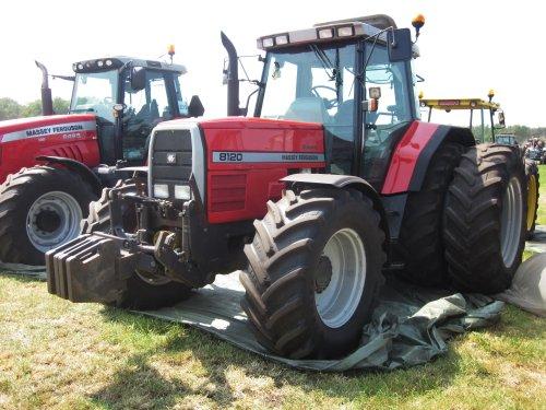 Massey Ferguson 8120 van jordi 1455