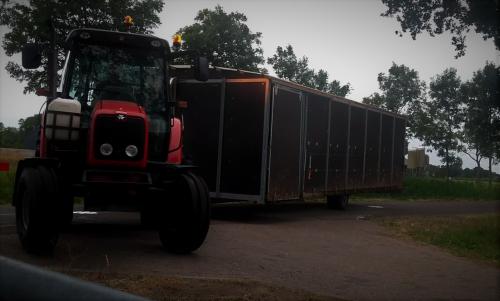 Massey Ferguson 5435 van Tractor TV
