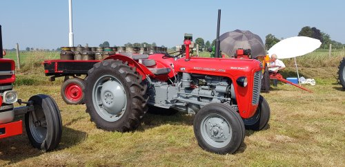 Massey Ferguson 35 X Multipower van Kimi4ever