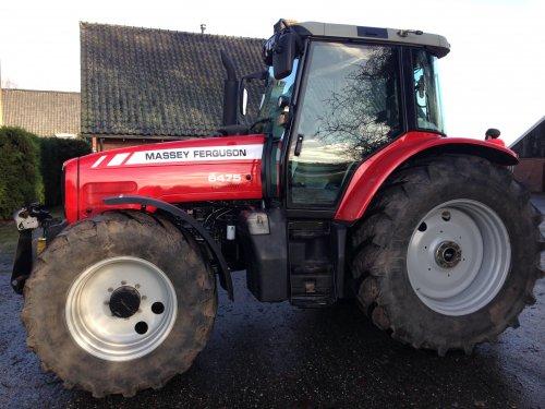 Foto van een Massey Ferguson 6475. Geplaatst door Agrisem NL op 10-09-2019 om 22:03:59, op TractorFan.nl - de nummer 1 tractor foto website.