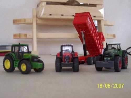 landbouwminiaturen 1:87 meerdere van MF6480