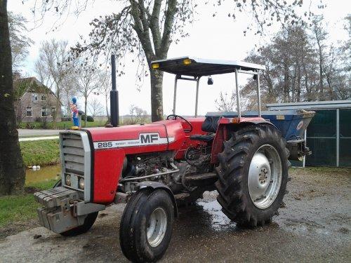 Massey Ferguson 285 van Edfendt