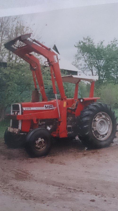 Massey Ferguson 285 van sybren