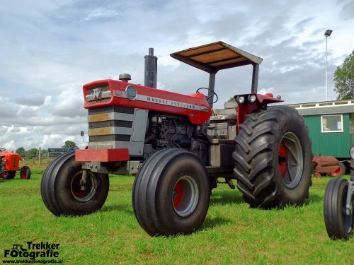 Massey Ferguson 1100 van Zetor 3511