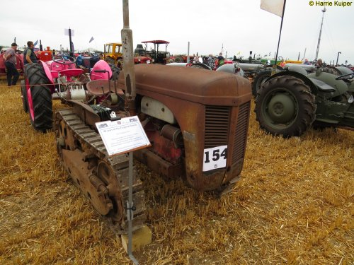Massey Ferguson TE 20 van oldtimergek