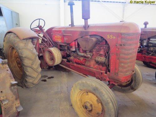 Massey Harris 55 van oldtimergek