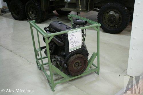 Maybach motor van Alex Miedema
