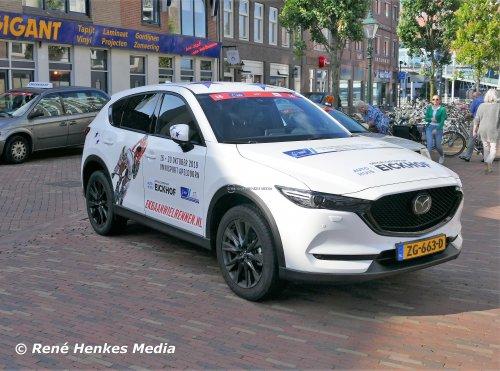 Foto van een Mazda onbekend/overig, opgebouwd voor personenvervoer.. Geplaatst door René op 13-08-2019 om 23:15:13, op TractorFan.nl - de nummer 1 tractor foto website.