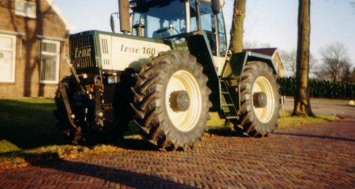 Doppstadt Trac 160 van 1255