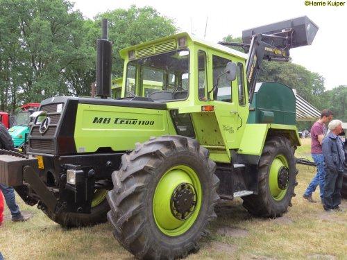 MB Trac 1100 van oldtimergek