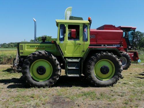 MB Trac 1800 van erik9831