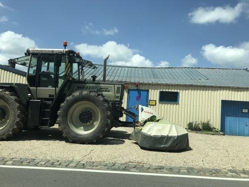 Foto van een MB Trac 1800 Soms kom je wel eens iets aparts tegen onderweg op vakantie😎. Geplaatst door Valtrapowerr op 19-07-2021 om 22:13:53, met 15 reacties.