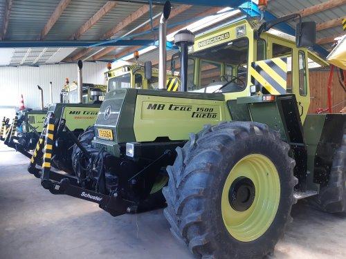 MB Trac 1500 van fordandre