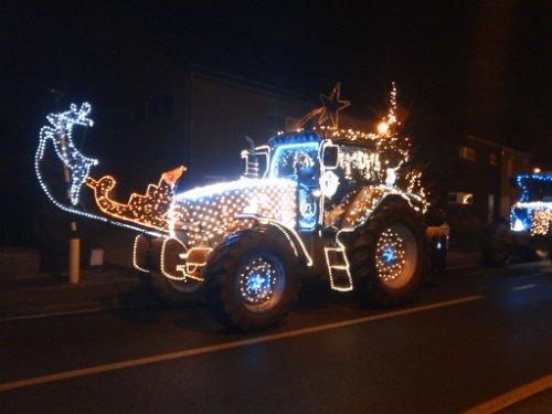 Mc-Cormick XTX 185  kerstrun 2016. Geplaatst door de Wim op 25-12-2016 om 11:54:33, op TractorFan.nl - de nummer 1 tractor foto website.