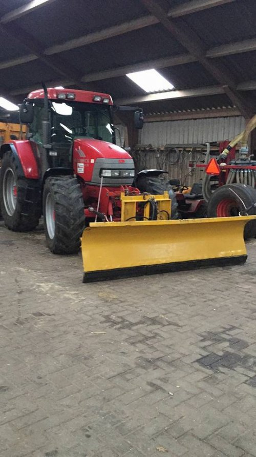 Foto van een Mc-Cormick MTX. Geplaatst door jans-eising op 10-02-2017 om 18:14:48, op TractorFan.nl - de nummer 1 tractor foto website.