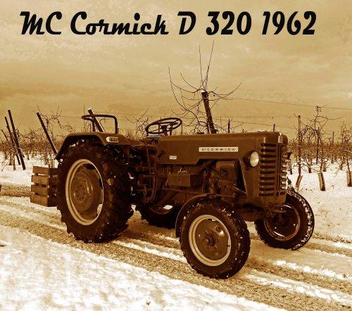 Mc-Cormick D 320