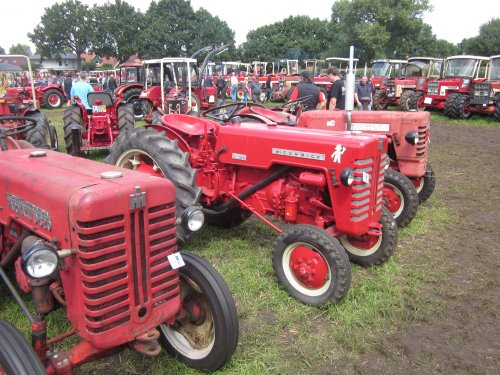 Foto van een Mc-Cormick D 326 smalspoortje. Geplaatst door jordi 1455 op 01-11-2017 om 22:08:31, op TractorFan.nl - de nummer 1 tractor foto website.